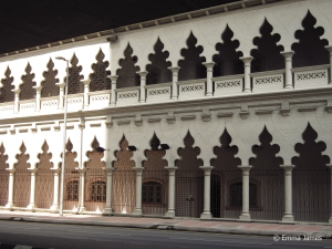 Traditional buildings in KL