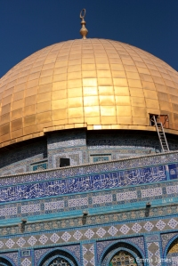 The third holiest place in Islam